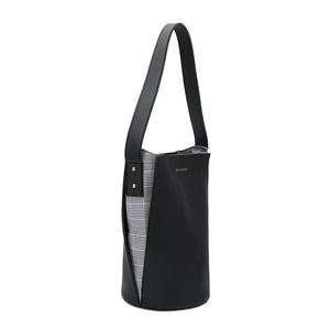 The Luna Bucket Bag | Black