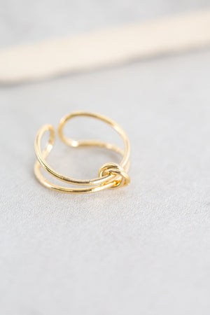 Gwen Ring | in Gold