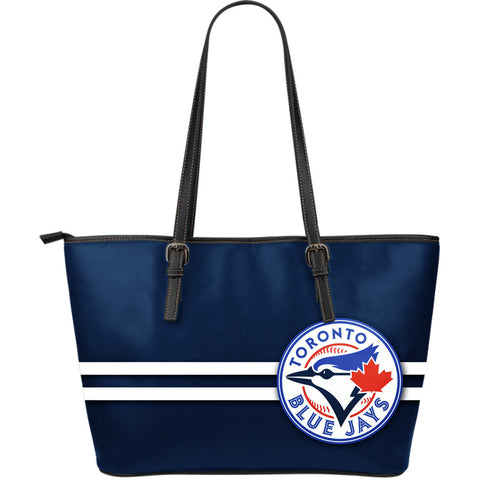 BlueJays Leather Tote