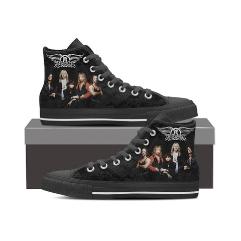 Aerosmith - Mens (Black)