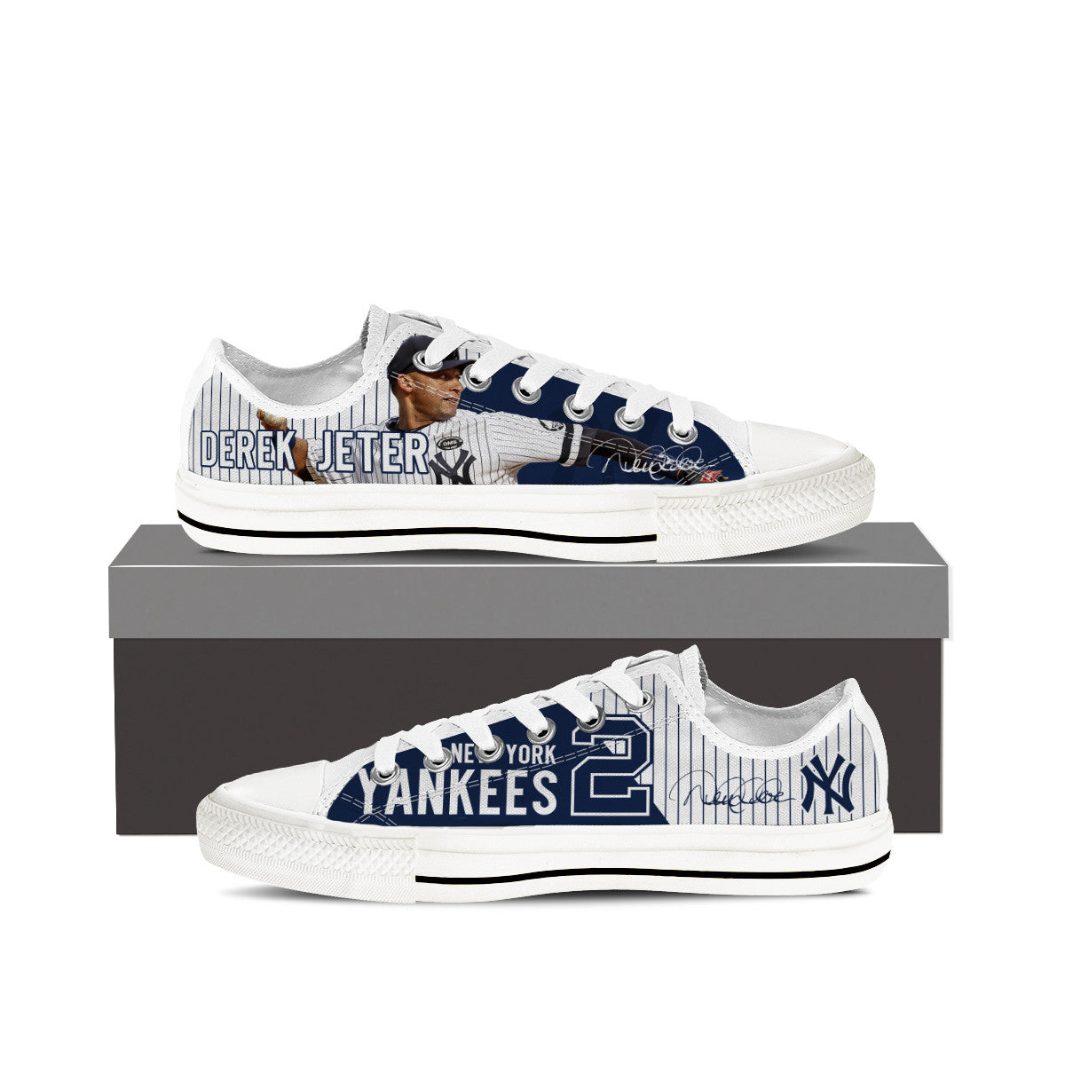 Derek Jeter - Mens (White)