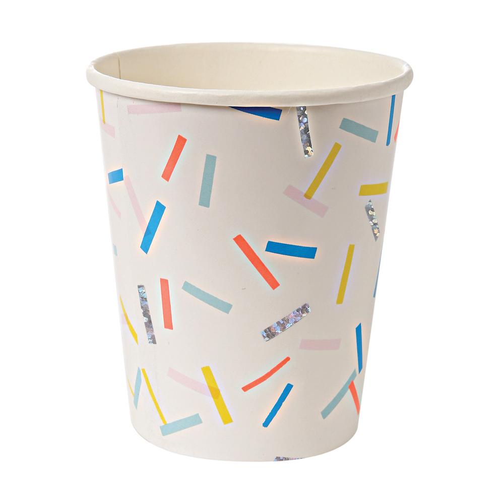 Sprinkles party cups - Solsken
