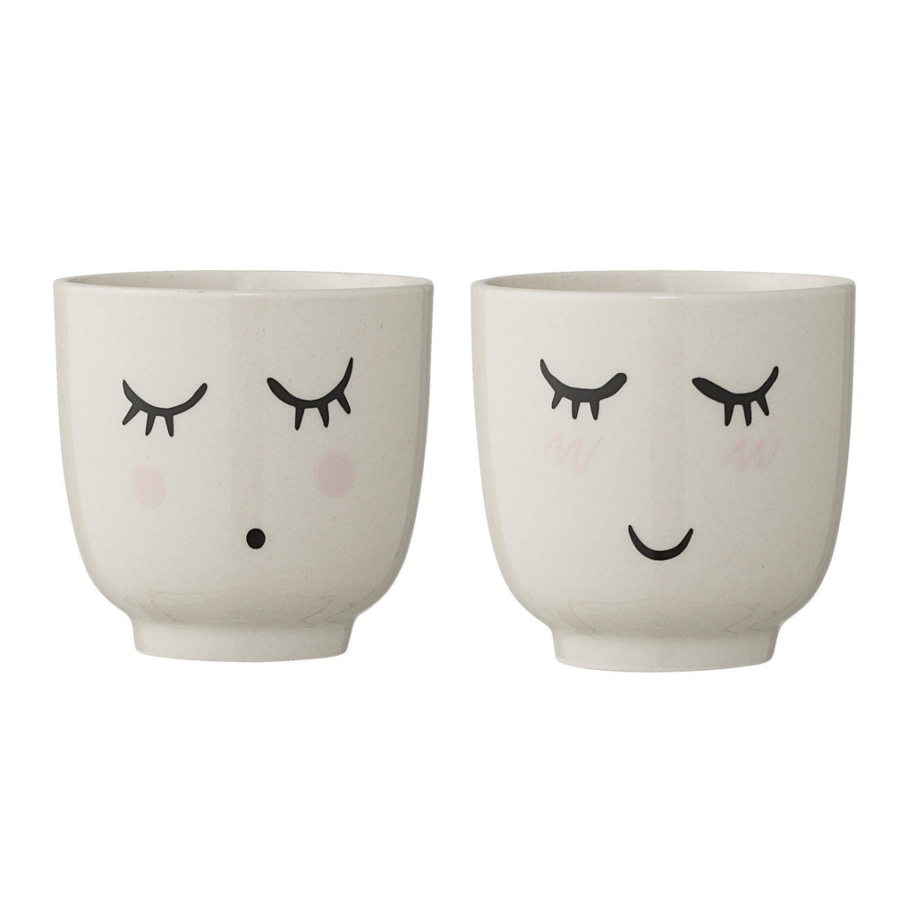 Smilla cups - set of 2 - Solsken
