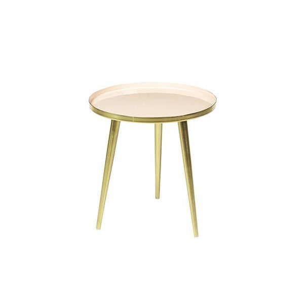 Vintage Round Coffee Table Jelva By Broste Copenhagen: Broste Copenhagen Jelva Coffee Table