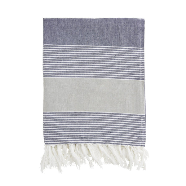 Stripe Beach Towel - Solsken
