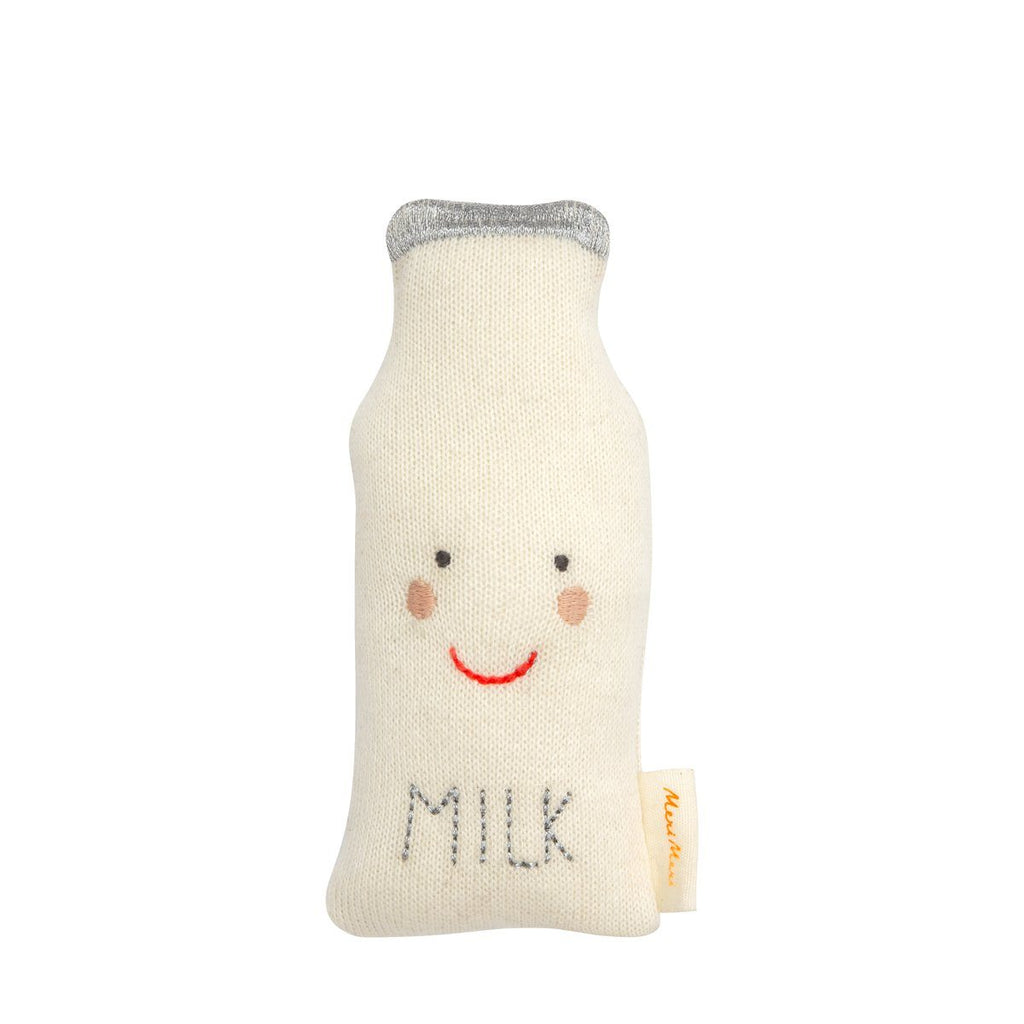 Milk Bottle Rattle Toy - Solsken