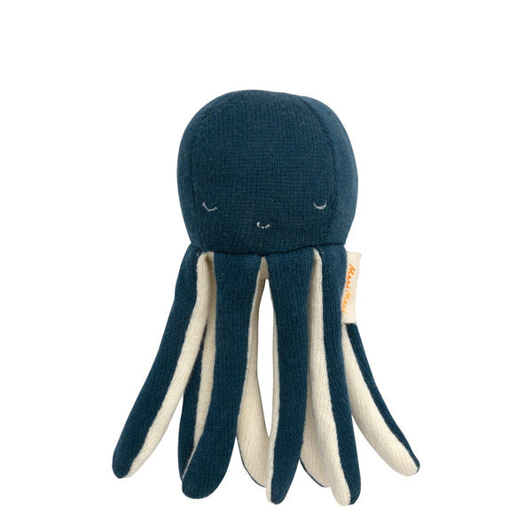 Octopus Rattle Toy - Solsken