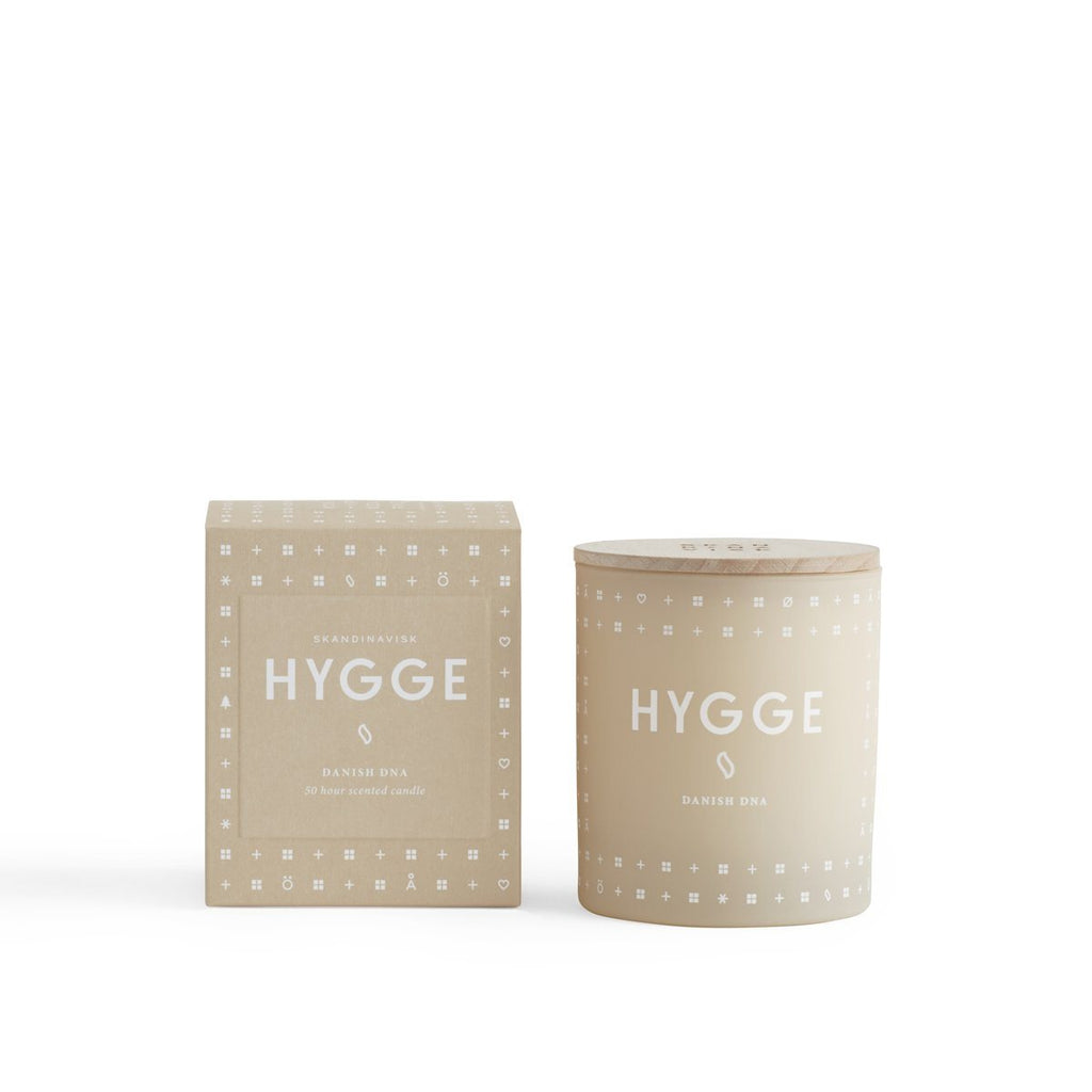 Scented Candle - HYGGE Danish DNA - Solsken