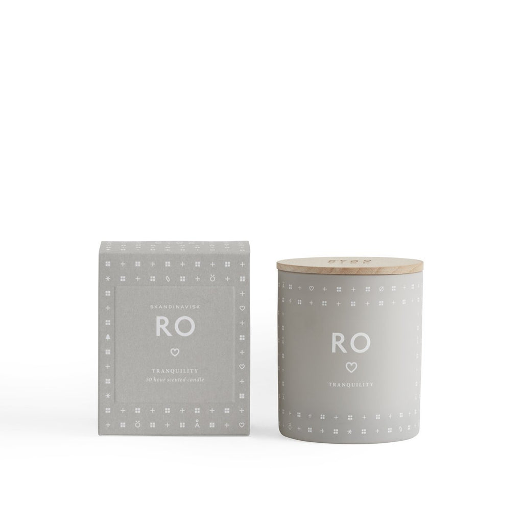 Scented Candle - RO Tranquility - Solsken