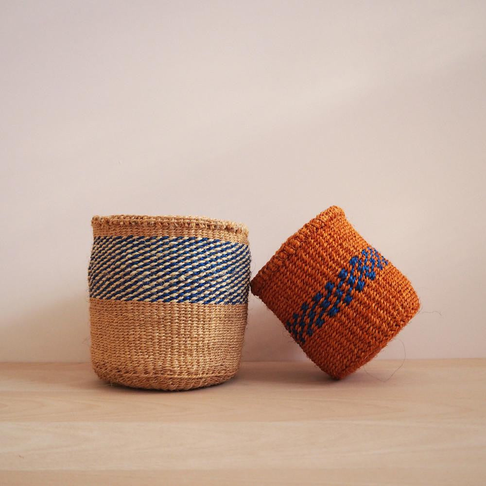 Unique Fine Weave Baskets - Solsken
