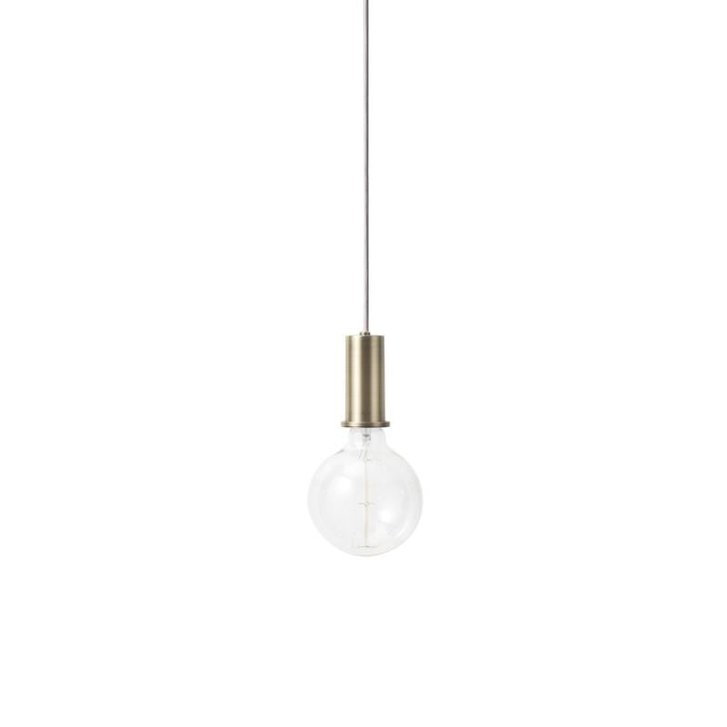 Collect Lighting - Socket Pendant Low - Solsken