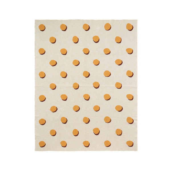Double Dot Blanket - Solsken