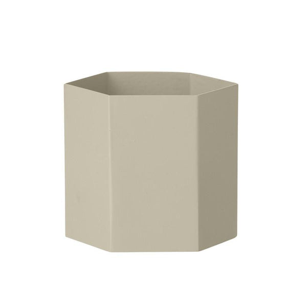 Hexagon Plant Pot - Solsken
