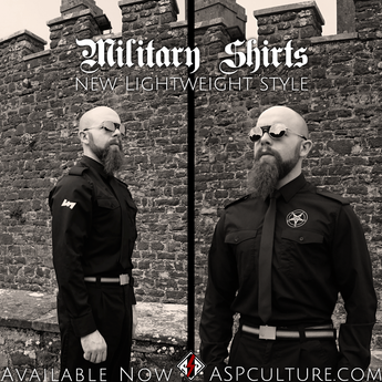 Military Shirts - New Lightweight Style Available Now