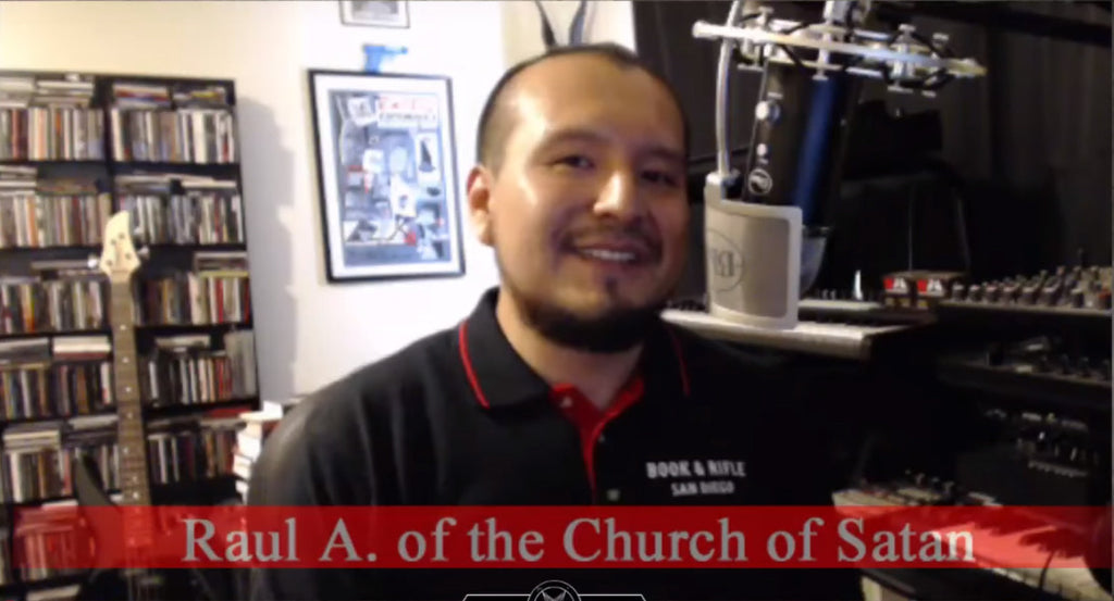 Raul A. Interviewed on Satanism