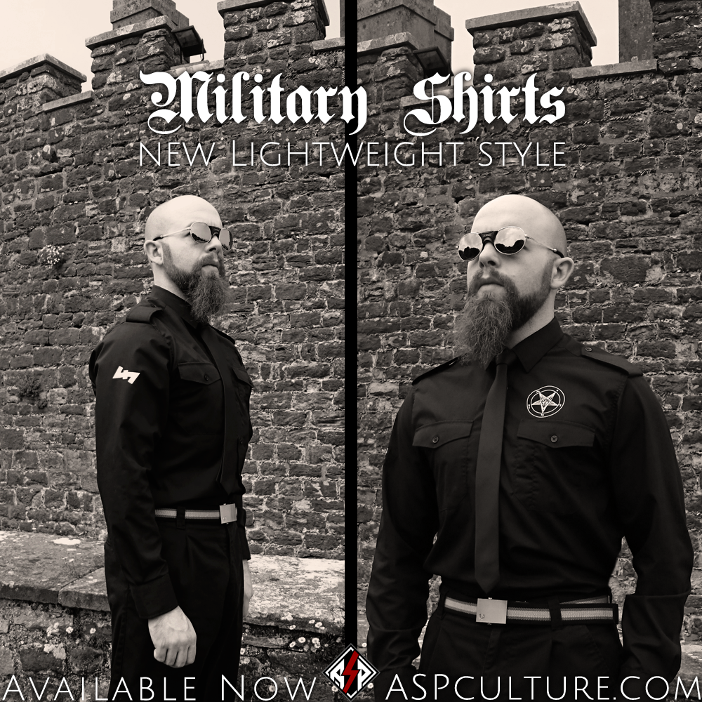 Military Shirts - New Style Available Now