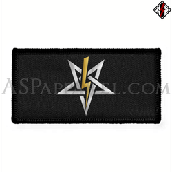 Anton LaVey Sigil Deluxe Rectangular Patch