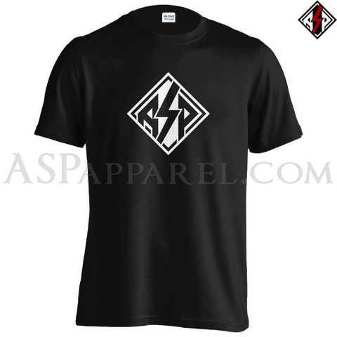 ASP Lozenge T-Shirt-satanic-clothing-heathen-merchandise-by-ASP Culture