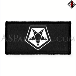 ASP Pentagram Sigil Rectangular Patch