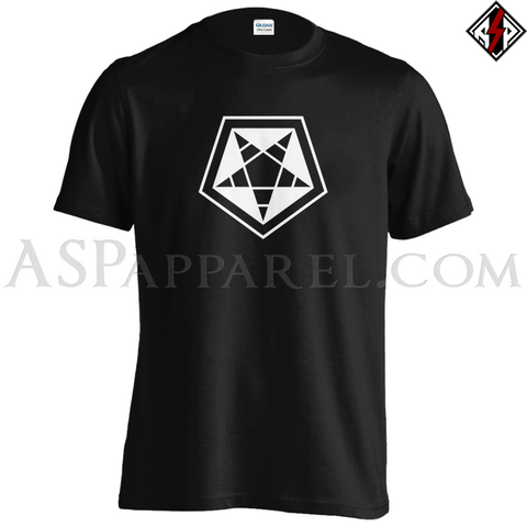 ASP Pentagram Sigil T-Shirt-satanic-clothing-heathen-merchandise-by-ASP Culture
