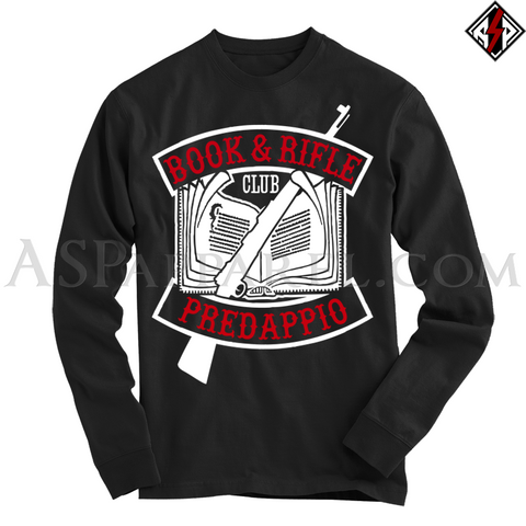 Book and Rifle Club Long Sleeved T-Shirt