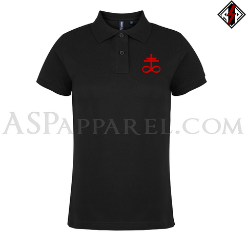 Brimstone Symbol Ladies' Polo Shirt