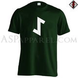 Eihwaz Rune T-Shirt-satanic-clothing-heathen-merchandise-by-ASP Culture