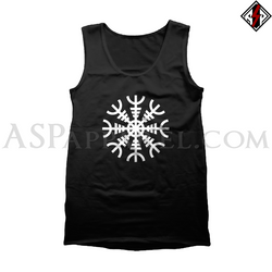 Helm of Awe (Aegishjalmur) Tank Top