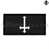 Inverted Cross Rectangular Patch