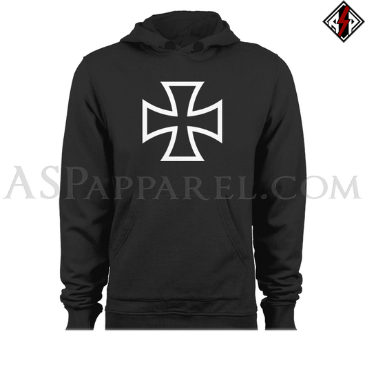Iron Cross Hooded Sweatshirt (Hoodie)