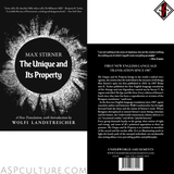 The Unique and Its Property | Max Stirner / Wolfi Landstreicher | Egoism Book