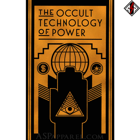 The Occult Technology of Power-satanic-clothing-heathen-merchandise-by-ASP Culture
