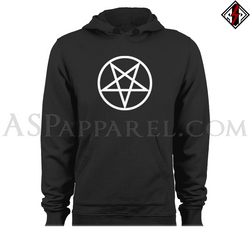 Pentagram Circle Hooded Sweatshirt (Hoodie)