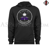 Dr. Robert Ing's Perception Hooded Sweatshirt (Hoodie)-satanic-clothing-heathen-merchandise-by-ASP Culture