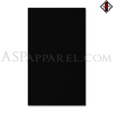 Plain Banner Flag (Vertical)-satanic-clothing-heathen-merchandise-by-ASP Culture