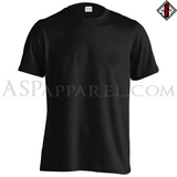 Plain T-Shirt-satanic-clothing-heathen-merchandise-by-ASP Culture