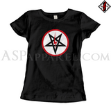 Sig Pentagram Deluxe Ladies' T-Shirt