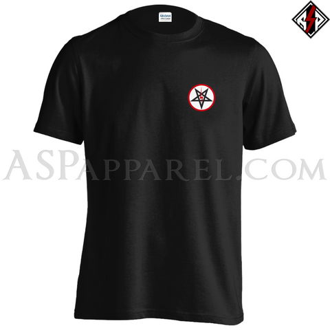 Sig Pentagram Deluxe T-Shirt - Small Print