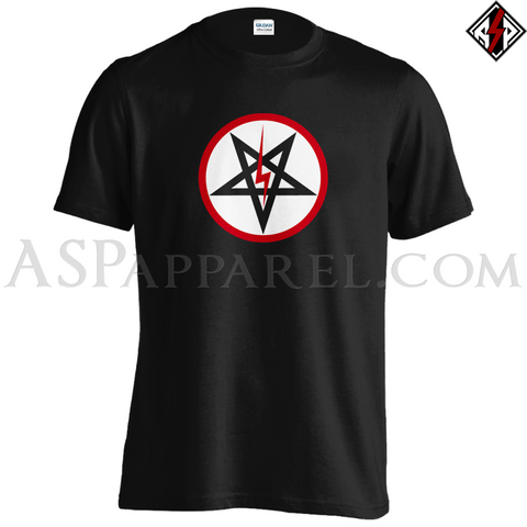 Sig Pentagram Deluxe T-Shirt-satanic-clothing-heathen-merchandise-by-ASP Culture