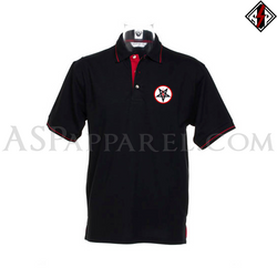 Sig Pentagram Deluxe Tipped Polo Shirt