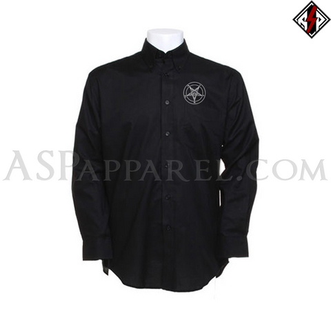 Sigil of Baphomet Long Sleeved Shirt