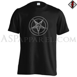 Sigil of Baphomet T-Shirt-satanic-clothing-heathen-merchandise-by-ASP Culture