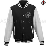 Sigil of Baphomet Varsity Jacket