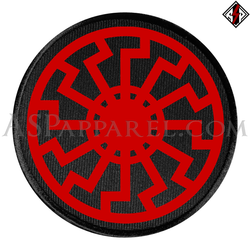 Sonnenrad (Black Sun) Circular Patch