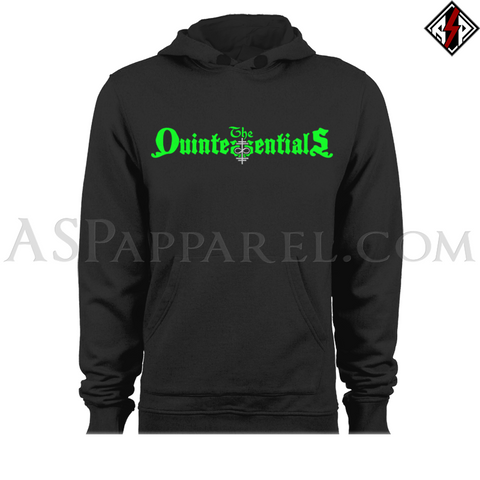 The Quintessentials Hooded Sweatshirt (Hoodie)-satanic-clothing-heathen-merchandise-by-ASP Culture