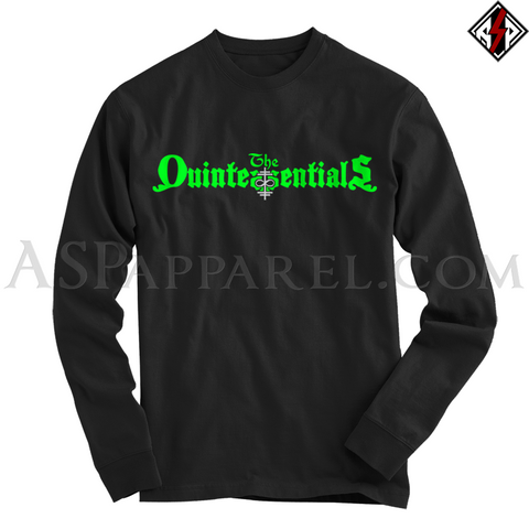 The Quintessentials Long Sleeved T-Shirt-satanic-clothing-heathen-merchandise-by-ASP Culture