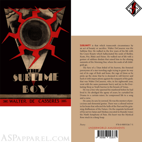 The Sublime Boy-satanic-clothing-heathen-merchandise-by-ASP Culture