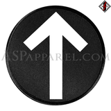 Tiwaz Rune Circular Patch