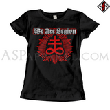 We Are Legion Brimstone Sigil Ladies' T-Shirt
