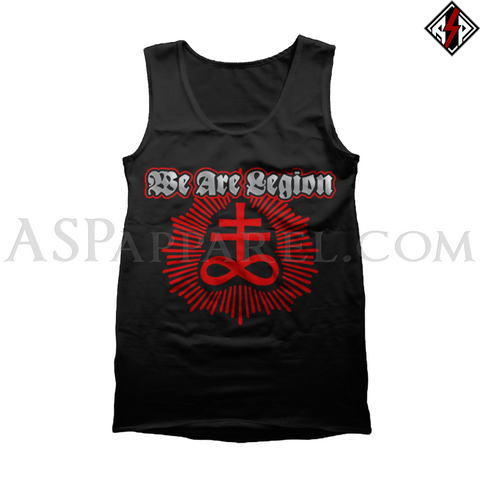 We Are Legion Brimstone Sigil Tank Top